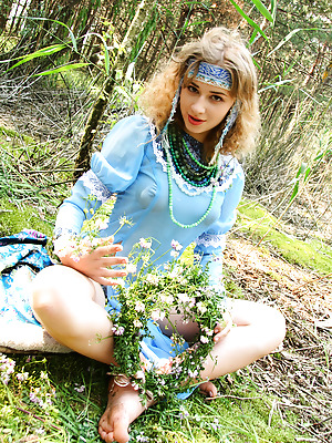 Amour Angels  Lesya  Babes, Blondes, Cute, Erotic, Softcore, Outdoor, Teens, Solo